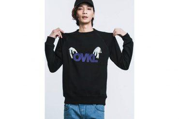 OVKLAB 16 AW Hands Sweatshirt (2)