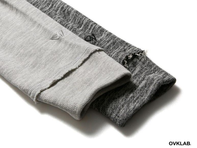 OVKLAB 16 AW Layered Sweatshirt (12)