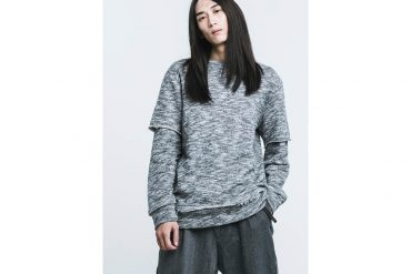 OVKLAB 16 AW Layered Sweatshirt (2)
