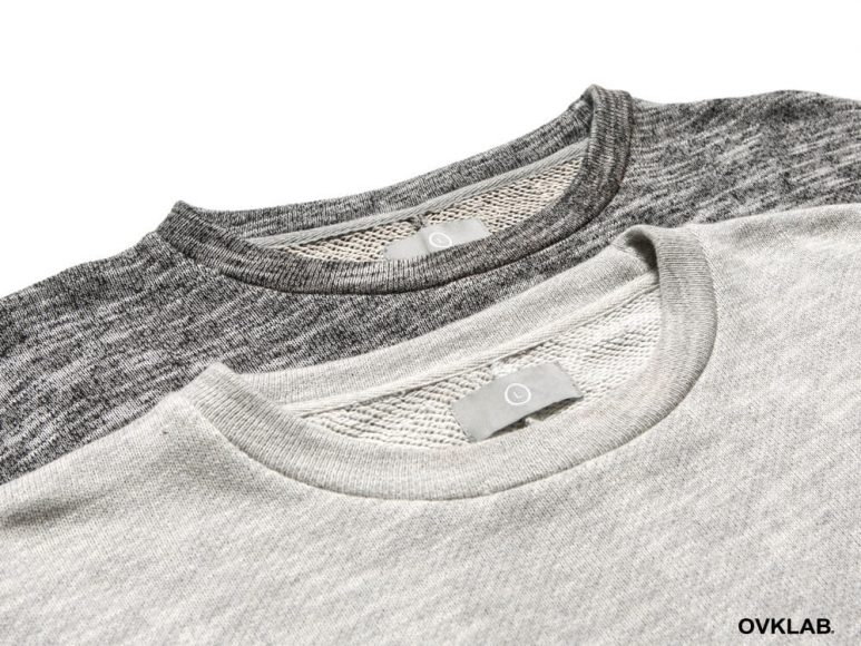 OVKLAB 16 AW Layered Sweatshirt (9)