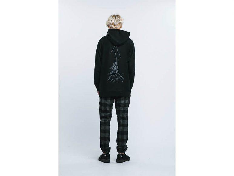 OVKLAB 16 AW Lightning Hoodie Swwatshirt (4)