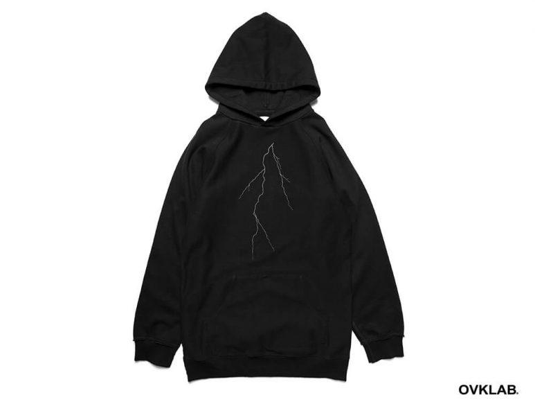 OVKLAB 16 AW Lightning Hoodie Swwatshirt (7)