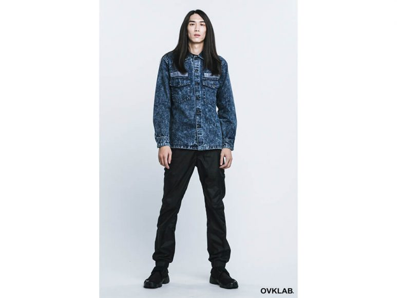 OVKLAB 16 AW Military Pocket Pants (1)