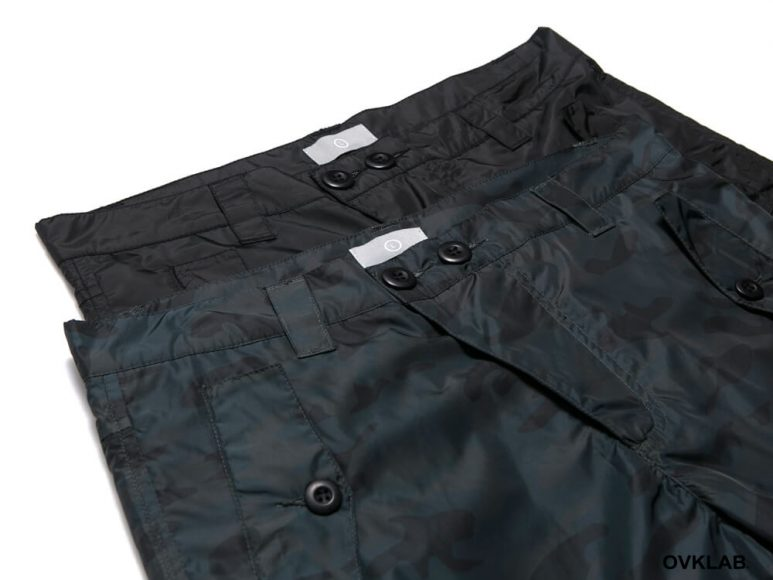 OVKLAB 16 AW Military Pocket Pants (11)