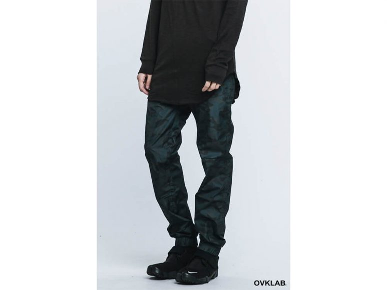 OVKLAB 16 AW Military Pocket Pants (5)