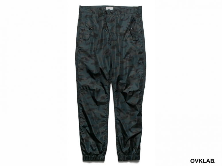 OVKLAB 16 AW Military Pocket Pants (9)