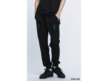 OVKLAB 16 AW Military Sweatpants (2)