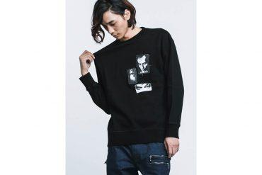 OVKLAB 16 AW Patchwork Sweatshirt (2)