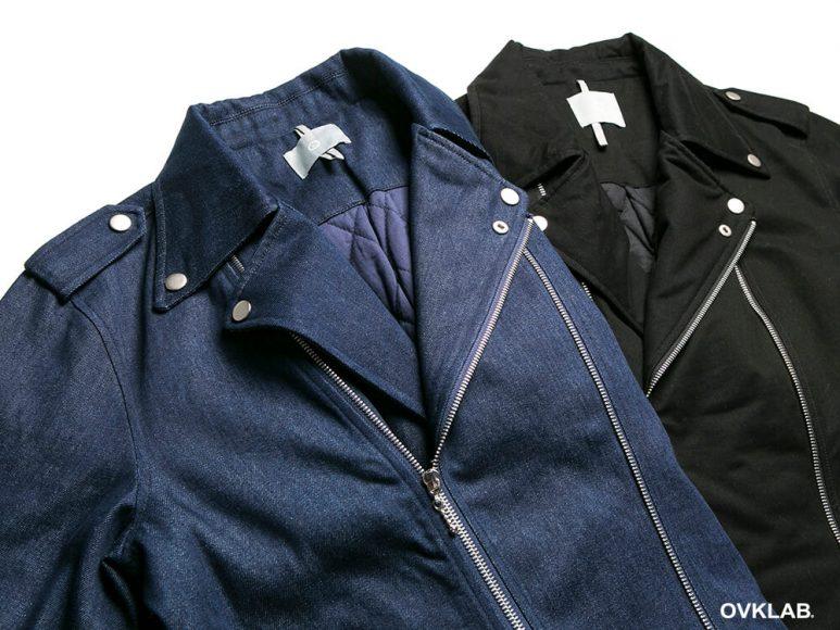 OVKLAB 16 AW Rider Jacket (6)