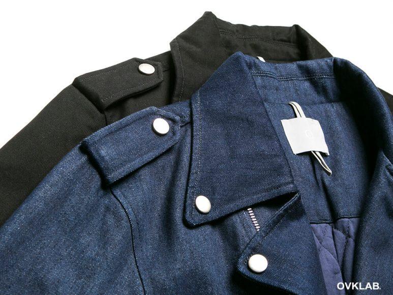 OVKLAB 16 AW Rider Jacket (7)