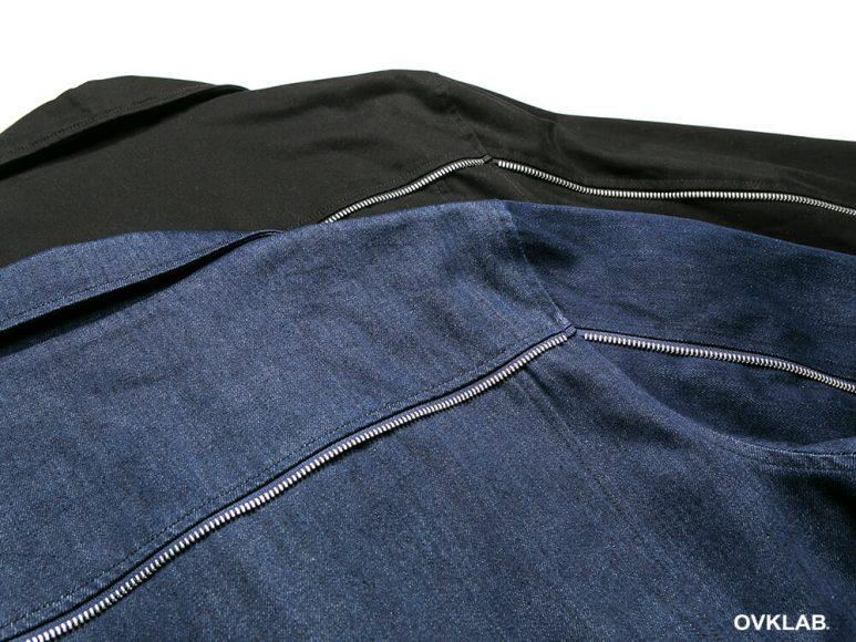 OVKLAB 16 AW Rider Jacket (8)