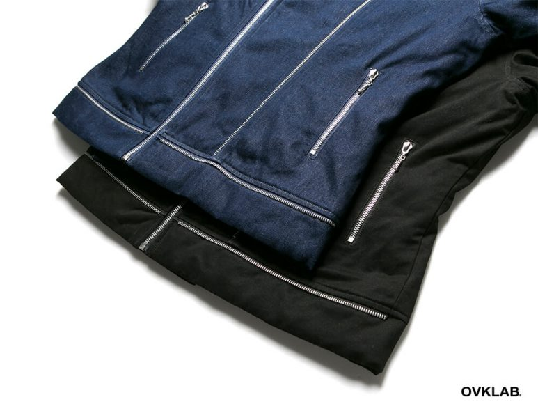 OVKLAB 16 AW Rider Jacket (9)