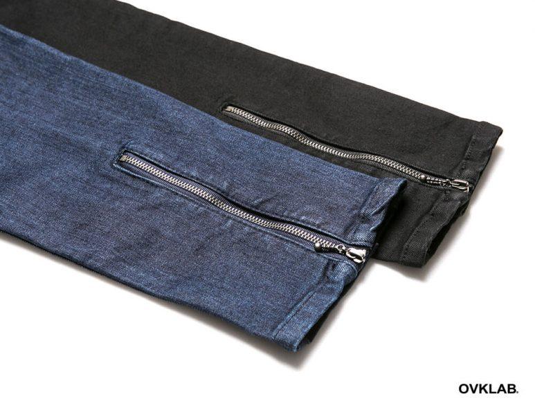 OVKLAB 16 AW Rider Skinny Jeans (10)