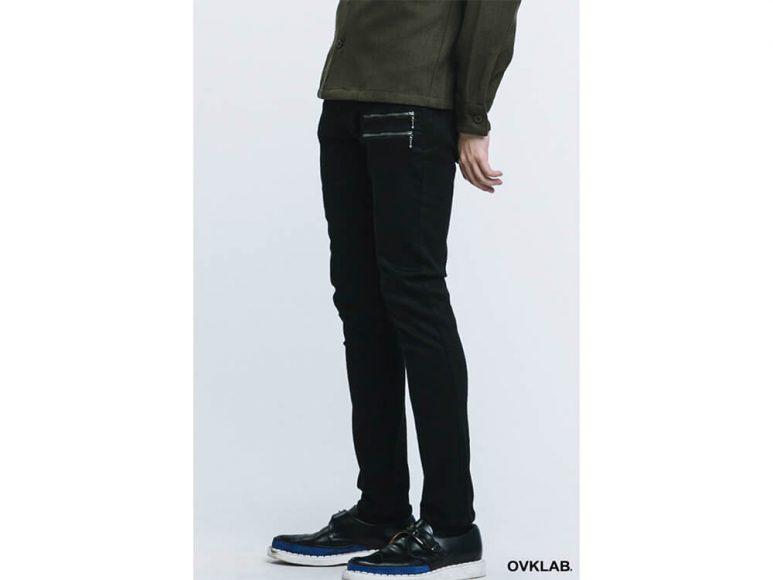 OVKLAB 16 AW Rider Skinny Jeans (3)