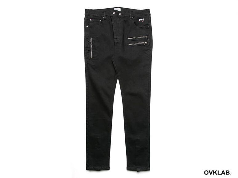 OVKLAB 16 AW Rider Skinny Jeans (4)
