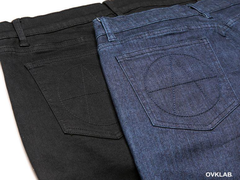 OVKLAB 16 AW Rider Skinny Jeans (7)