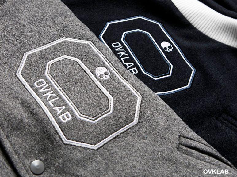 OVKLAB 16 AW Varsity Baseball Jacket (10)