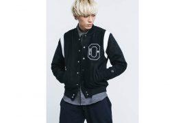 OVKLAB 16 AW Varsity Baseball Jacket (2)