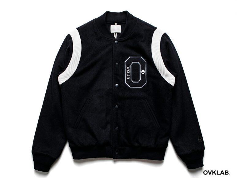 OVKLAB 16 AW Varsity Baseball Jacket (7)