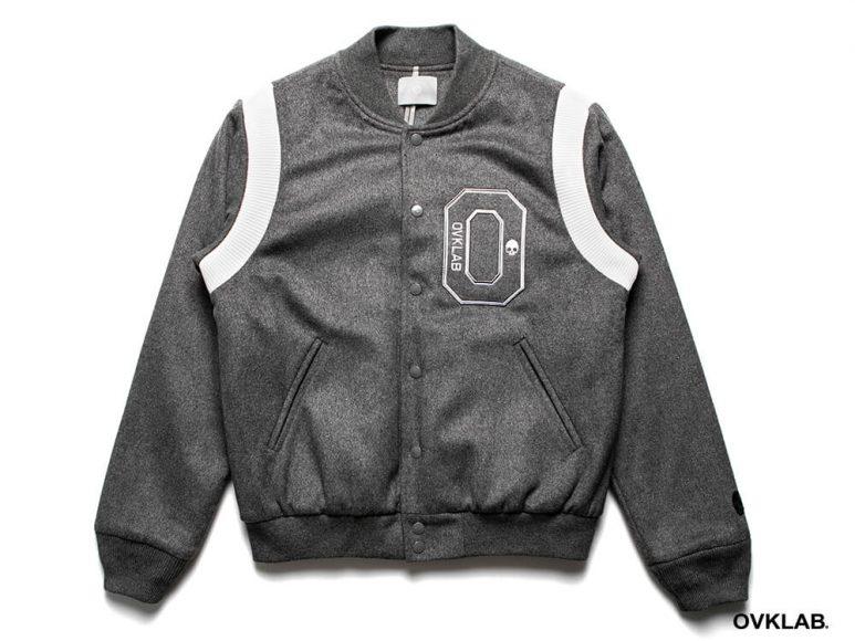 OVKLAB 16 AW Varsity Baseball Jacket (8)