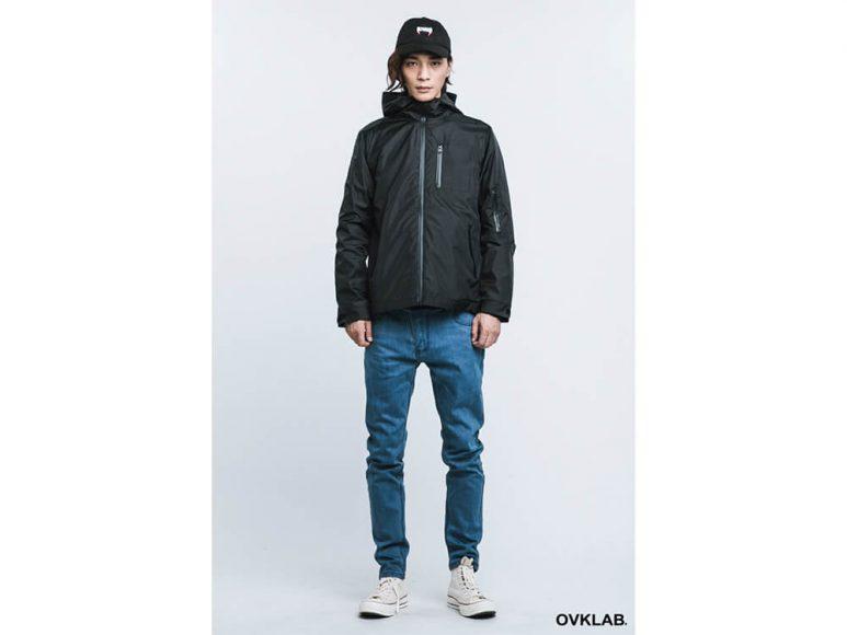 OVKLAB 16 AW Waterproof Sports Jacket (1)