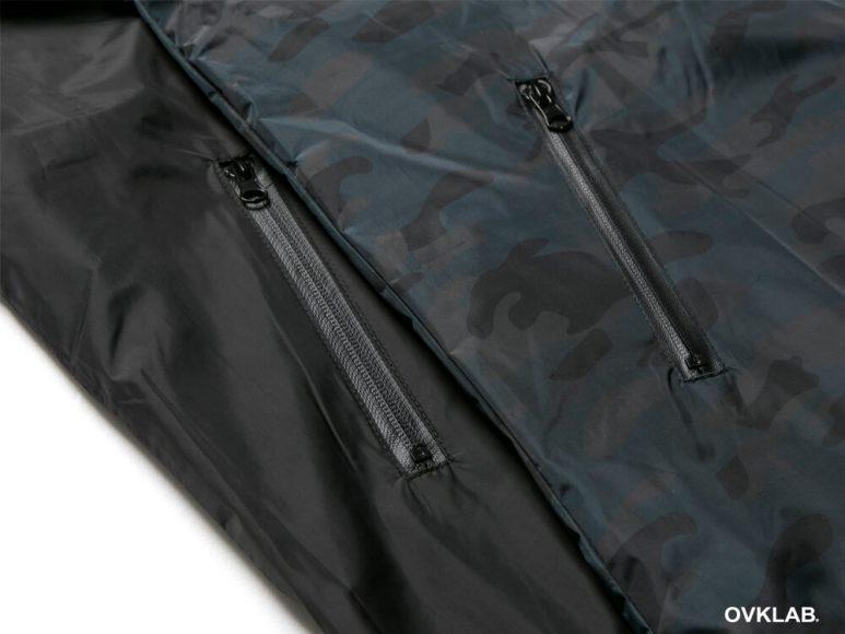 OVKLAB 16 AW Waterproof Sports Jacket (13)