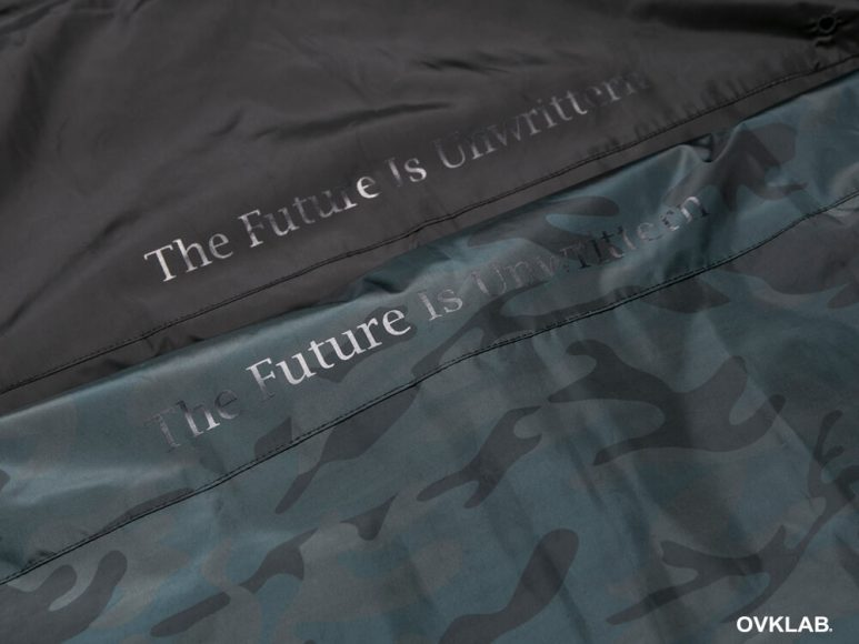 OVKLAB 16 AW Waterproof Sports Jacket (14)