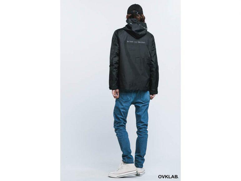 OVKLAB 16 AW Waterproof Sports Jacket (2)