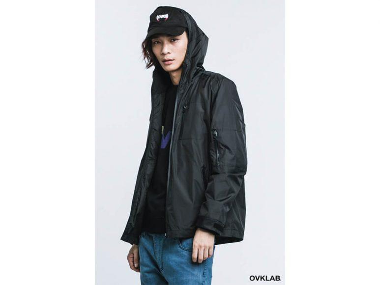 OVKLAB 16 AW Waterproof Sports Jacket (3)
