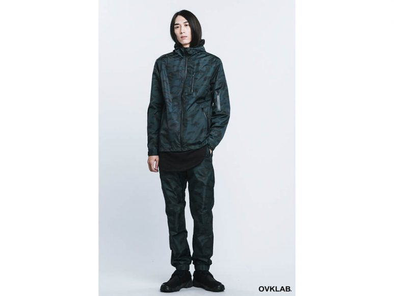 OVKLAB 16 AW Waterproof Sports Jacket (4)