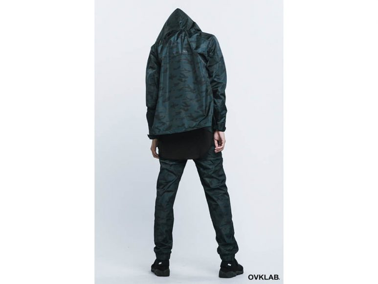 OVKLAB 16 AW Waterproof Sports Jacket (5)