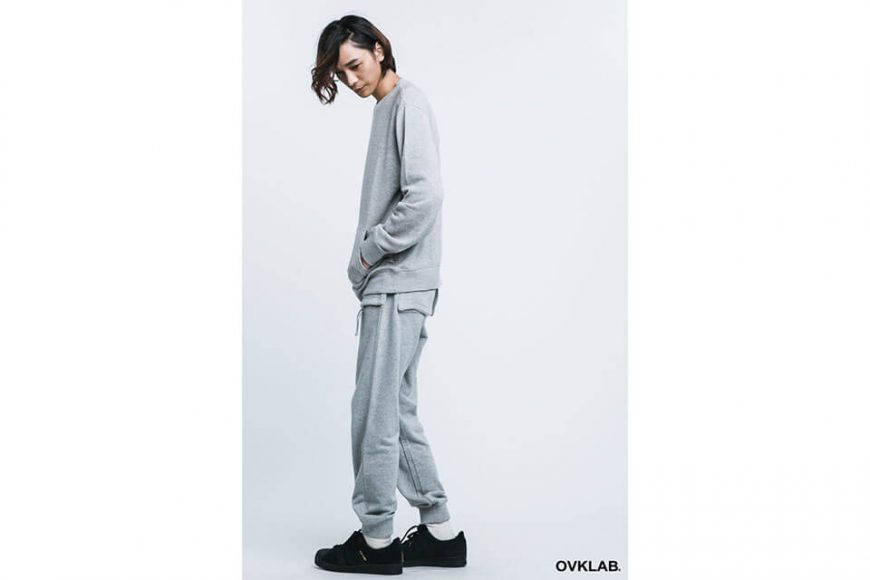 OVKLAB 16 SS Basic Pocket Sweatshirt (1)