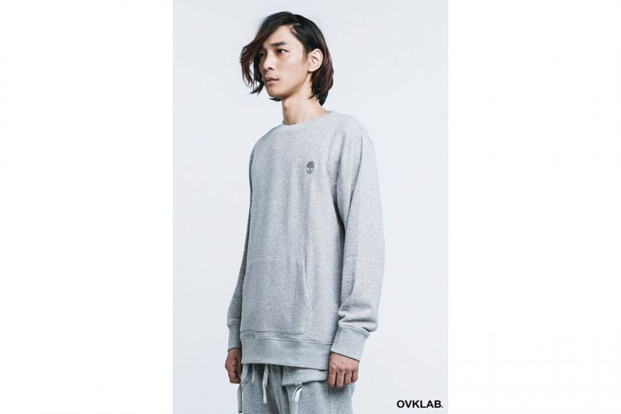 OVKLAB 16 SS Basic Pocket Sweatshirt (3)