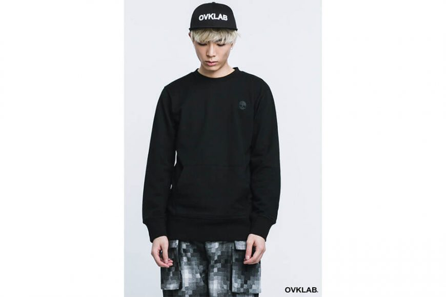 OVKLAB 16 SS Basic Pocket Sweatshirt (5)