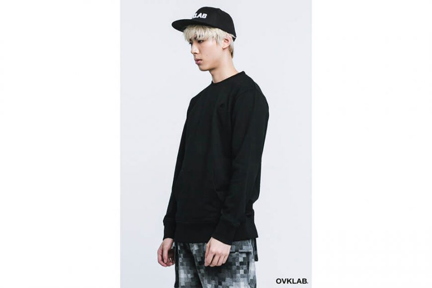 OVKLAB 16 SS Basic Pocket Sweatshirt (6)