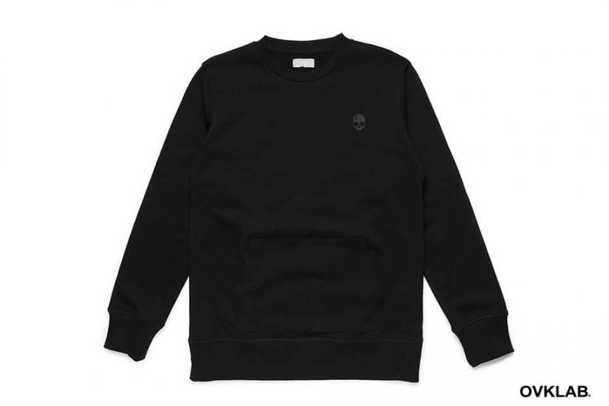 OVKLAB 16 SS Basic Pocket Sweatshirt (7)
