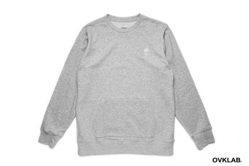 OVKLAB 16 SS Basic Pocket Sweatshirt (8)