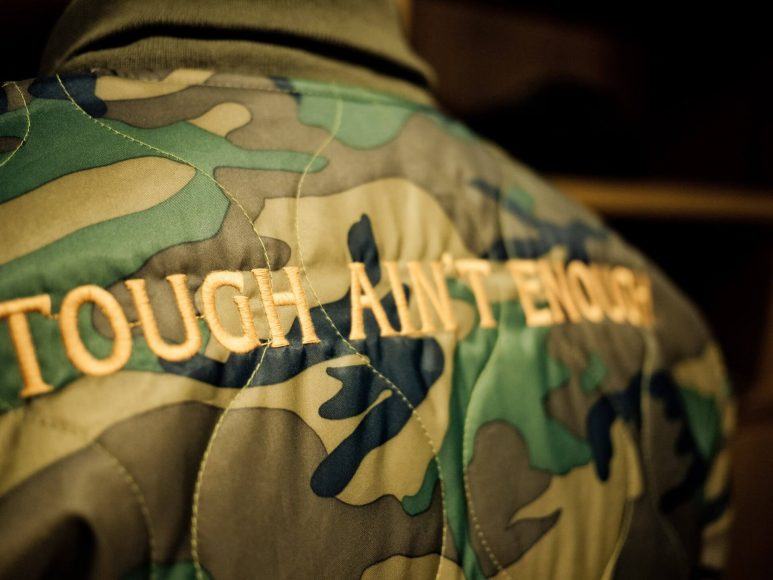 Provider 16 FW Camouflage Quilting Jacket (3)
