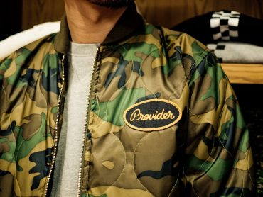Provider 16 FW Camouflage Quilting Jacket (4)