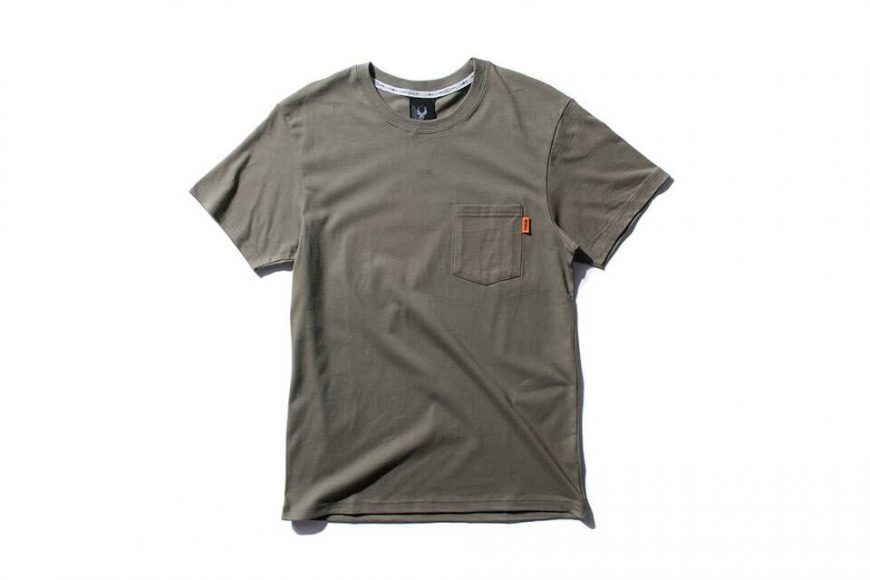 Remix 15 AW Phantom Pocket Tee (9.5)