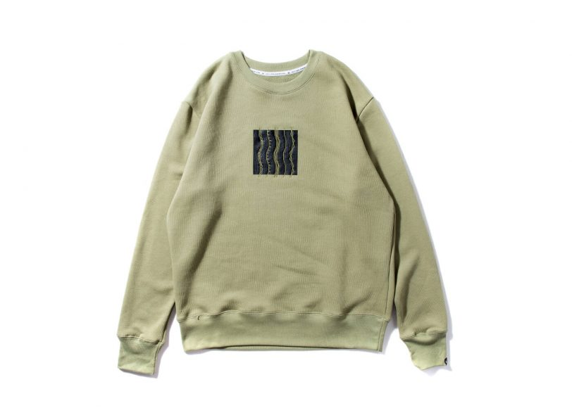 Remix 16 AW Drag Box Crewneck (10)