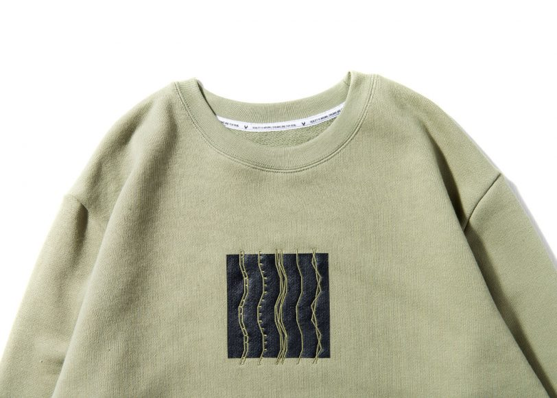Remix 16 AW Drag Box Crewneck (11)