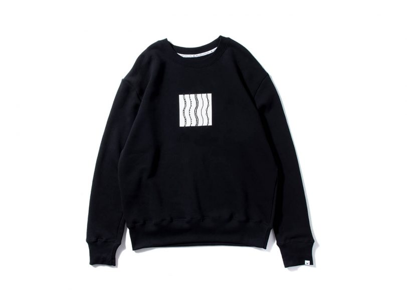 Remix 16 AW Drag Box Crewneck (2)