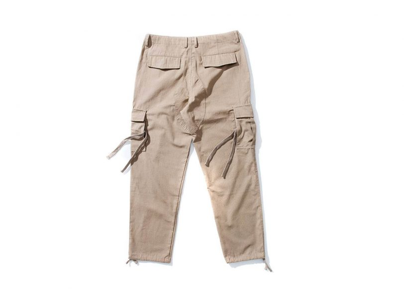 Remix 16 AW Mil Cargo Pants (15)