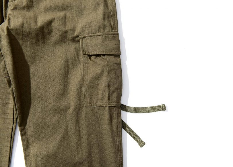 Remix 16 AW Mil Cargo Pants (4)