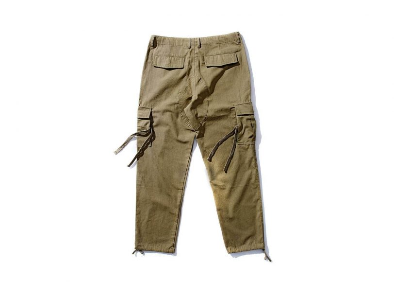 Remix 16 AW Mil Cargo Pants (8)