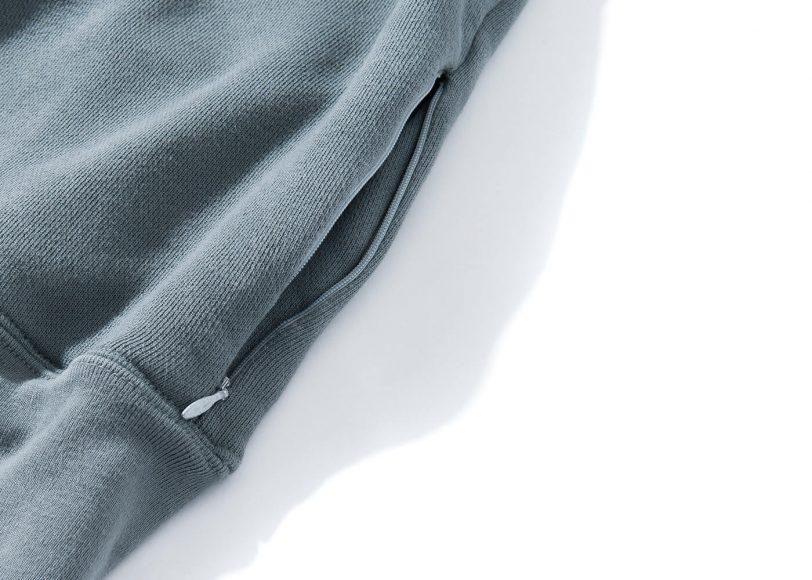 Remix 16 AW RR Half Zip Sweatshirt (12)