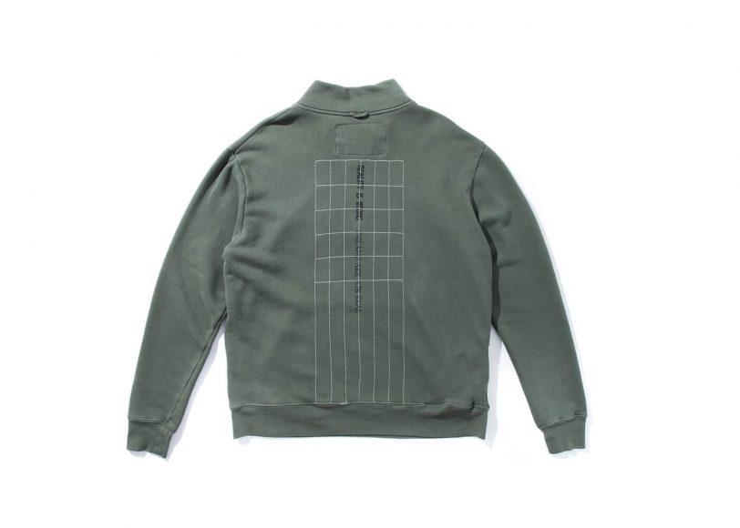 Remix 16 AW RR Half Zip Sweatshirt (15)