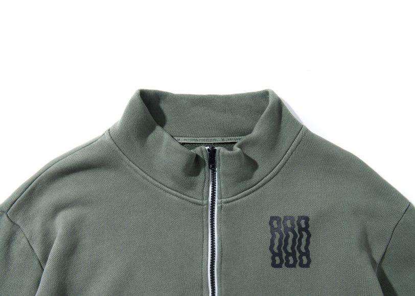 Remix 16 AW RR Half Zip Sweatshirt (16)