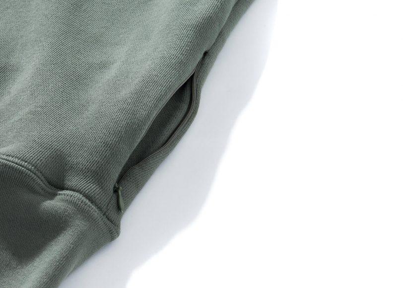 Remix 16 AW RR Half Zip Sweatshirt (18)